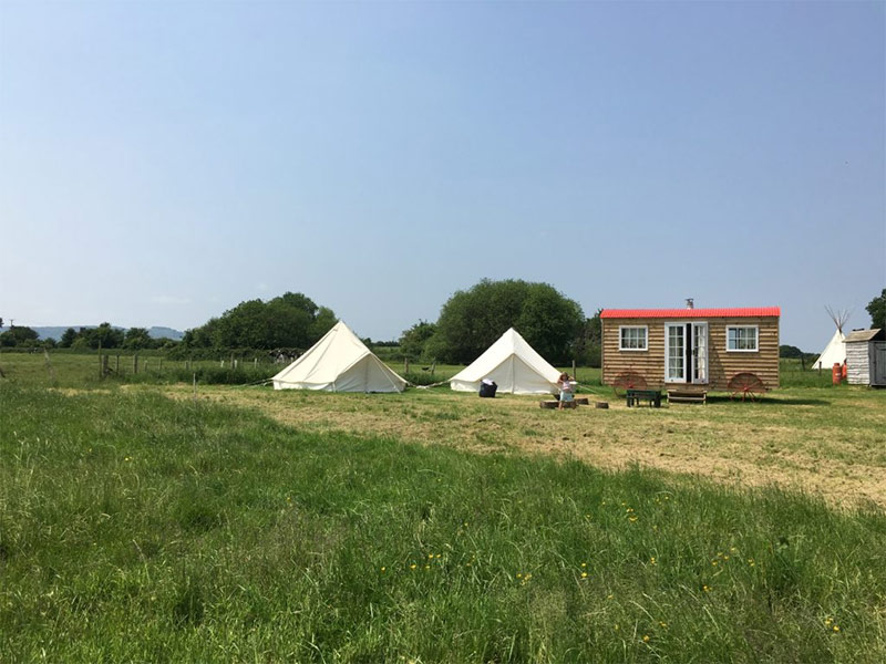 Bell tent production jobs
