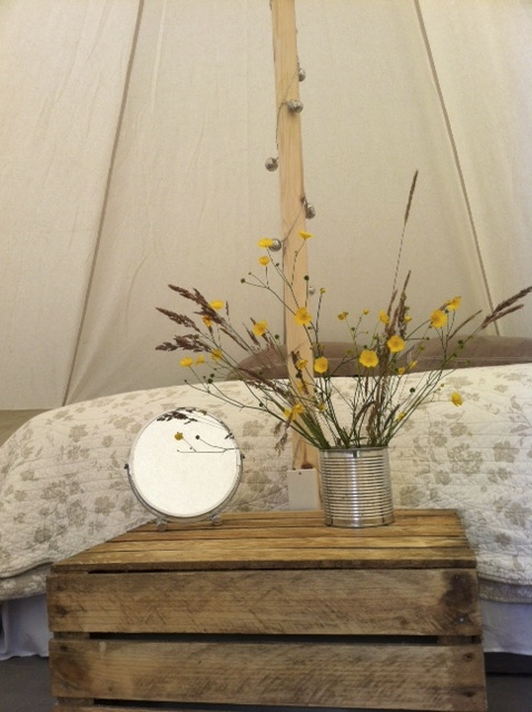 contact the bell tent company