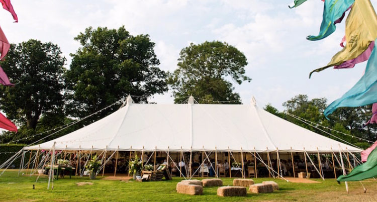 hire marquee for events